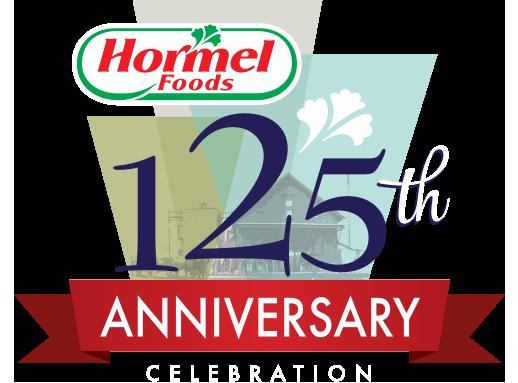 Hormel Foods 125th Anniversary
