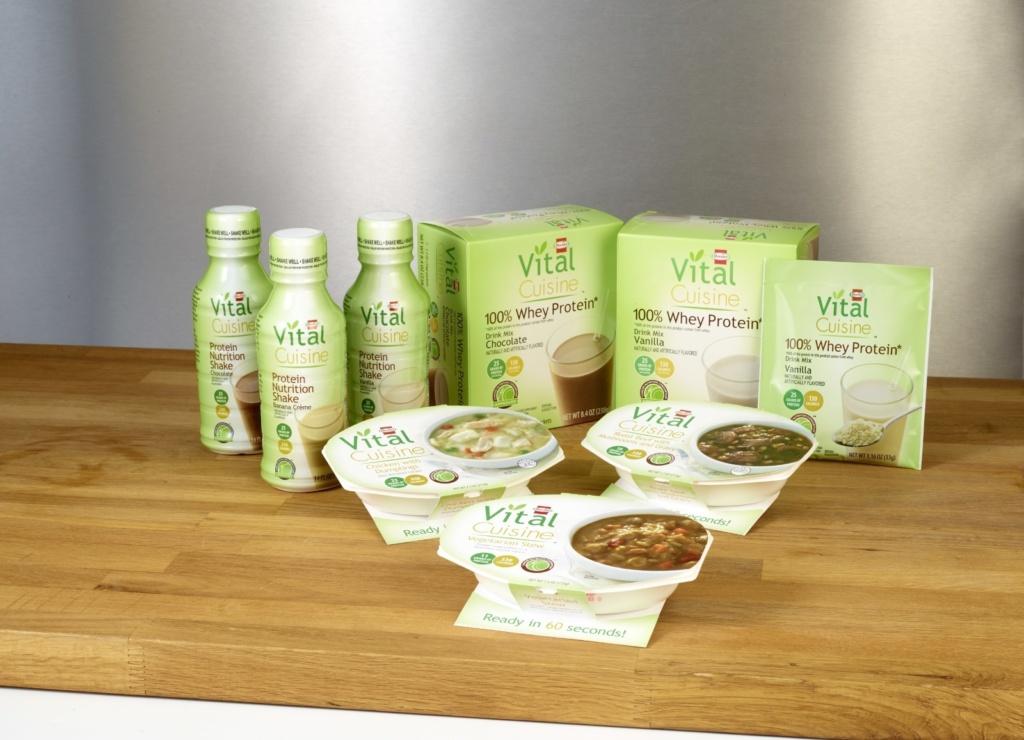 20160502 VitalCuisine Products