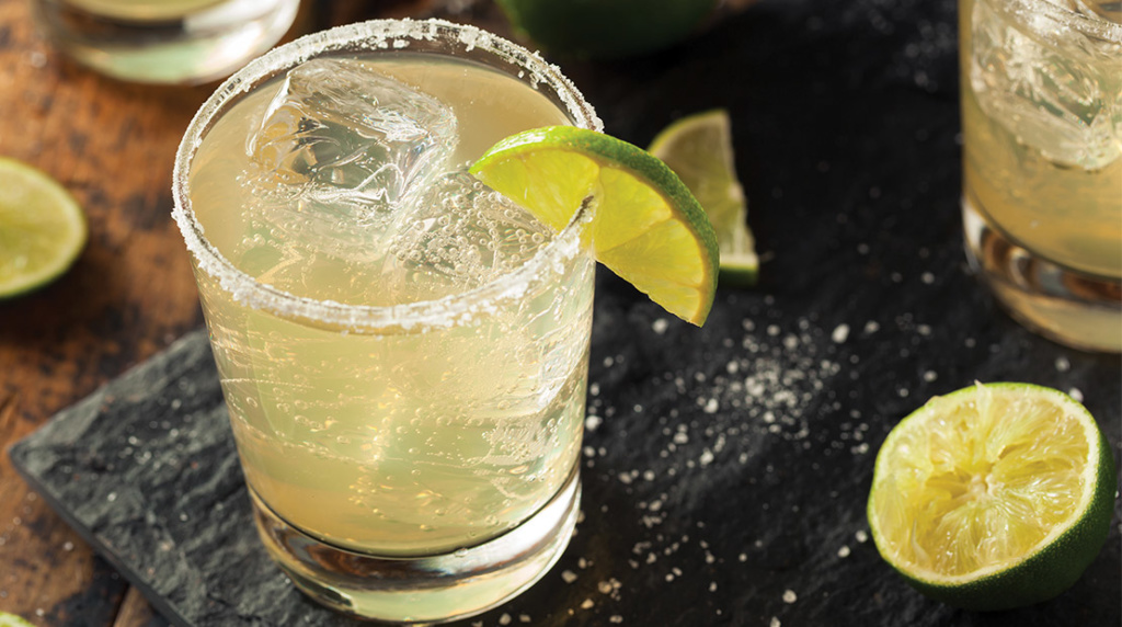Classic Margarita created by Pamela Wiznitzer