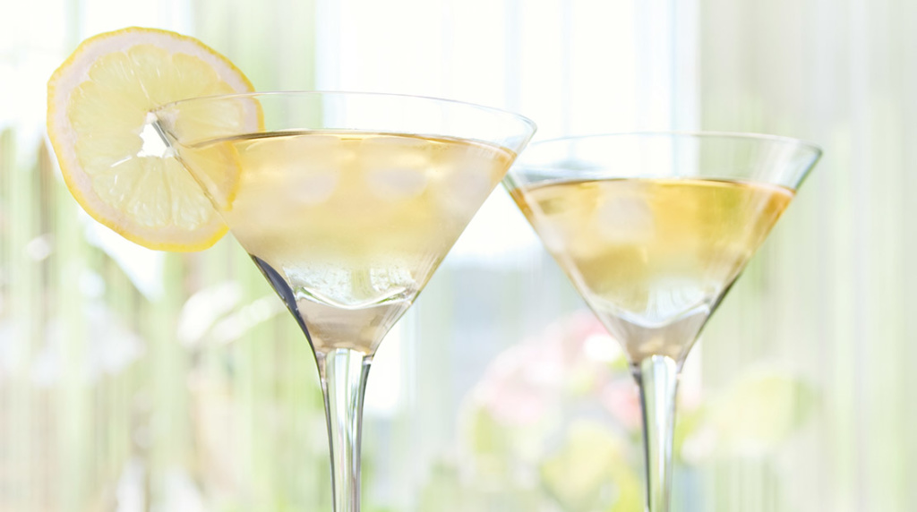 Sochu Martini created by Pamela Wiznitzer